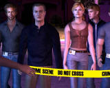 CSI: Crime Scene Investigation - Hard Evidence Windows CSI team at crime scene