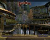 EverQuest II: Echoes of Faydwer Windows Main Menu