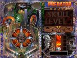 Sci-Fi Pinball Windows The Predator table uses video and audio from both movies.