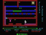 Blagger MSX The vaults
