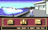 Big Game Fishing Commodore 64 In the port