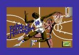 The Basket Manager Commodore 64 Title screen