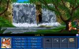 Inherit the Earth: Quest for the Orb DOS The Waterfall