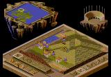 Populous II: Trials of the Olympian Gods Genesis This land needs lowering.