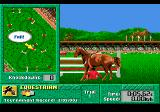 The Games: Summer Challenge Genesis Fell off the horse.