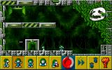 The Lemmings Chronicles DOS First level of the classic tribe