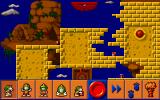 The Lemmings Chronicles DOS Once you progress, the levels get more complicated