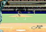 World Series Baseball Genesis The delivery...