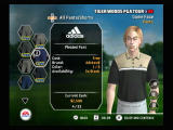 Tiger Woods PGA Tour 08 Wii ... right down to his favorite brands.