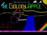 Golden Apple ZX Spectrum Loading screen