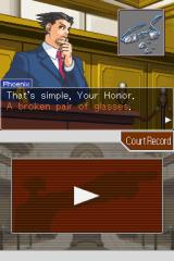Phoenix Wright: Ace Attorney - Justice for All Nintendo DS Using items