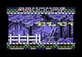 Gryphon Commodore 64 Title