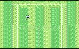 G.P. Tennis Manager Commodore 64 Opponents serves the ball (grass)