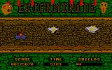 Exterminate Atari ST Tougher enemies awaits the player further in