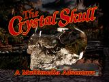 The Crystal Skull Windows 3.x Title screen