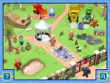 Bob the Builder: Bob Builds a Park Windows The activity map - access seven activities from here.