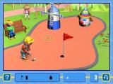 Bob the Builder: Bob Builds a Park Windows Play a round of mini-golf with Bob: take aim and select a power level with a click of the mouse.