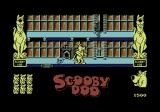 Scooby-Doo Commodore 64 I need to jump over skulls.