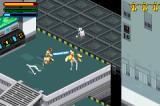 Star Wars: Jedi Power Battles Game Boy Advance Those droids are no real enemies.