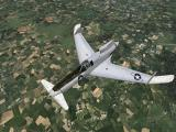 Microsoft Combat Flight Simulator 3: Battle for Europe Windows You can also fly the XP-55 Ascender, a prototype fighter aircraft.