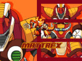 Mega Man X5 Windows Mattrex, one of the main enemies.