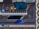 Mega Man X5 Windows Megaman can do superslides.