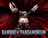 Mega Man X8 Windows Bamboo Pandamonium, one of the main enemies.