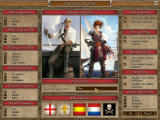 Age of Pirates: Caribbean Tales Windows Shark siblings. Choose between Blaze or Beatrice Shark as your character, as well as a number of game settings.