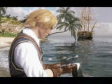 Age of Pirates: Caribbean Tales Windows Blaze of glory. Part of the opening cut scene for the male protagonist.