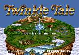 Twinkle Tale Genesis Title screen