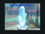 Avernum 2 Windows Main menu