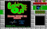 Bounce Out Atari ST Title screen