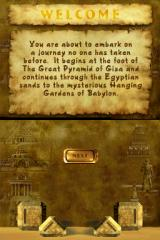 7 Wonders of the Ancient World Nintendo DS The storyline fits the name perfectly