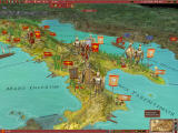 Europa Universalis: Rome Windows All roads lead to Rome... and sometimes enemy armies take them. The newer engine allows for pivoting and rotating the main map.