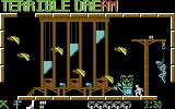 Frightmare Commodore 64 As you can see, I'm having a terrible dream about gallows, bats, and guillotines.