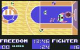 Basket Playoff Commodore 64 Slam dunk