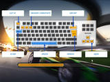 TrackMania Nations Forever Windows Loading screen explaining the controls.