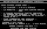 Rodeo Amstrad CPC One of the instructions page...