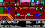 The Adventures of Bond... Basildon Bond Amstrad CPC You will see dudes operating cameras around the TV studio