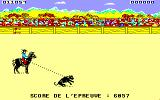 Rodeo Amstrad CPC Cow was caught...