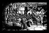 Wizardry: Bane of the Cosmic Forge Macintosh Title screen