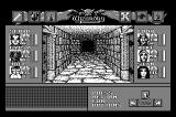 Wizardry: Bane of the Cosmic Forge Macintosh Exploring the dungeon.