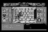 Wizardry: Bane of the Cosmic Forge Macintosh A giant rat attacks!