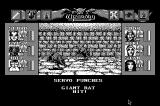 Wizardry: Bane of the Cosmic Forge Macintosh I hit the giant rat!