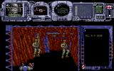 Narco Police Atari ST Game over