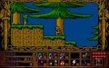 Prophecy: Viking Child Atari ST First level: the village