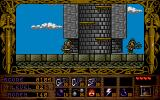 Prophecy: Viking Child Atari ST Level two: the castle