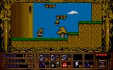 Prophecy: Viking Child Atari ST Level three: the forest