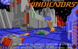 Vindicators Atari ST Title screen