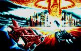 Fire & Forget II Atari ST Loading screen